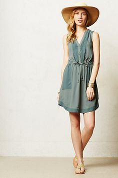 Pelona Shirtdress - The color and style is perfect. Also like the buttons…a dress i can still nurse in!