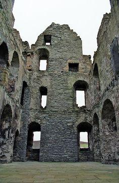 Scalloway Castle, Shetland Islands