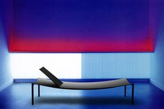 Lounge. Konstantin Grcic. Inspiration courtesy of www.keanejensen.com