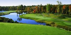 The Ledges Golf Club. Worth a drive to Maine.