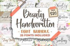 Handwritten Fonts, Typography Fonts, Font Logo, Cursive Fonts, Calligraphy Fonts, Lettering, Modern Script Font, Elegant Fonts, Modern Fonts