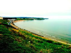 @Rachel_Bamford    #PictureThisTPE Scarborough North Bay taken from up near the castle