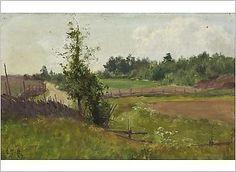 Niitty, 1887