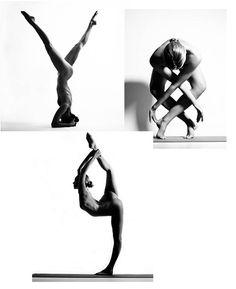 Le yoga sous un nouveau jour, un pur instant d'art Ballet Poses, Dance Poses, Yoga Girls, Yoga Kunst, Beautiful Yoga Poses, Poses Photo, Yoga Photos, Yoga Dance, Yoga Positions