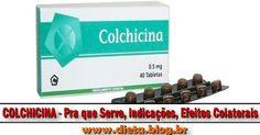 COLCHICINAColchicina - Este medicamento é usado para prevenir ou tratar ataques… Las Vegas, Map, Videos, Youtube, Side Effects, Ankle, Diets, Last Vegas, Location Map