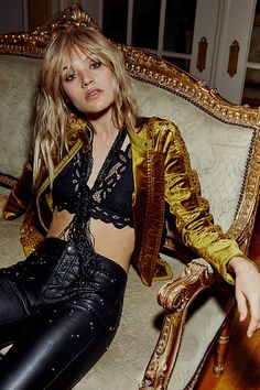 70s Inspired Fashion, 70s Fashion, Fashion Outfits, Rocker Fashion, Lolita Fashion, Rockabilly Fashion, Gothic Fashion, Moda Punk, Look Boho Chic
