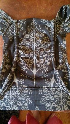 Tablecloth conversion mei tai