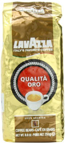 Lavazza Qualita Oro  Whole Bean Coffee 88 Ounce Bag >>> Continue to the product at the image link. (This is an affiliate link)