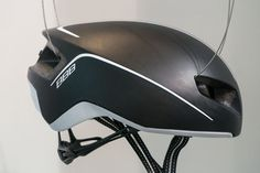BBB Titihon aero helmet which sells just under €100. Seen at Eurobike 2014  |  More at Racefietsblog.nl