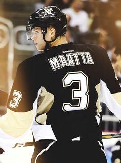 Olli Maatta • Pittsburgh Penguins • pittsburghpens18.tumblr.com