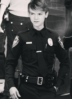 EXCUSE ME OFFICER YOU JUST STOLE MY HEART