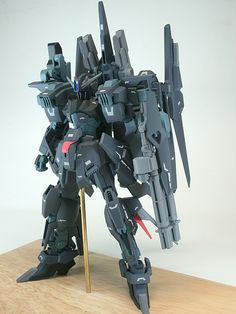 1/144 Refined Delta Kai - Customized Build