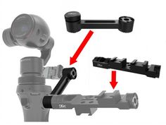 >> Click to Buy << PGY 2Pcs/Lot Hot RC Accessories Pro Version Universal Frame Mount & Extended Arm for DJI OSMO DJI OSMO accessories #Affiliate