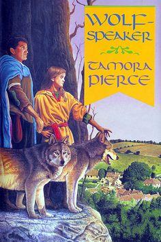 Wolf-Speaker - Tamora Pierce Wiki