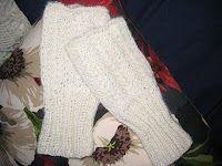 easy lion brand fingerless gloves knit pattern