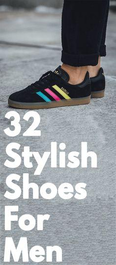 fc67f15f030a75 32 Stylish Shoes For Men! Mens Fashion Magazine