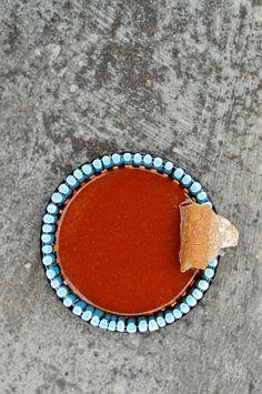 Mojo rojo de tomate: picón y sabroso