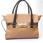 Stylish PU Leather Zip-up Handbag Shoulder Bag Messenger Bag for Lady Woman NFN-157454