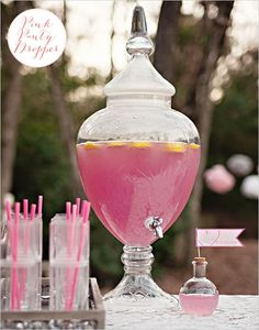Signature cocktails for any kind of event are really cute, tasty, and personalized but we'll be the first to admit they can be hard to prep and quite expensive. A bachelorette party is a great example of a get together where you will definitely want ...