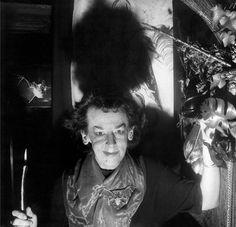 Rosaleen Norton, Pagan Gods, Pointed Ears, Occult Art, Sabbats, Thunderstorms, Witchcraft, Comic Art, The Darkest