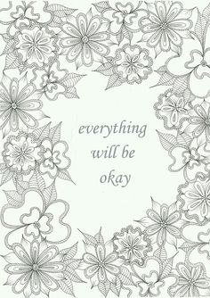 Every Day Is A New Canvas With Inkspirations For Recovery Coloring