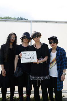 [Alexandros]2015/7/26「FUJI ROCK FESTIVAL ELECTRONIC」【3⽇⽬】