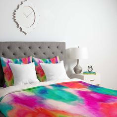 Jacqueline Maldonado Epiphany 2 Duvet Cover | DENY Designs Home Accessories