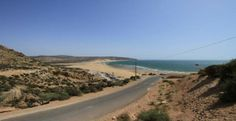 Tafedna - beautiful unspoilt beach south of Essaouira www.feetupmagazine.com - put your feet up and let us do the legwork...