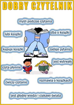 Bibliomaniak: O nas Polish Language, Books To Read, Classroom, Teacher, English, Education, Math, Reading, Children