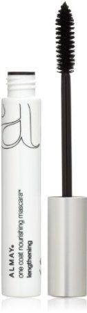 Almay One Coat Nourishing Mascara, Lengthening, Black 441, 0.27-Ounce (Pack of 2) ** See this great product.
