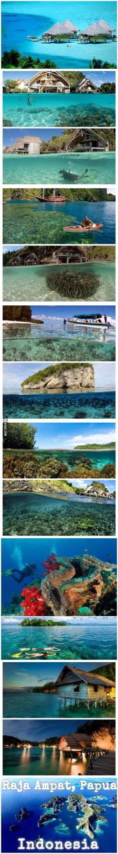 Raja Ampat, Papua, Indonesia- Explore the World with Travel Nerd Nici, one Country at a Time. http://TravelNerdNici.com