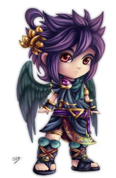 Chibi Pittoo by Lady-of-Link on DeviantArt