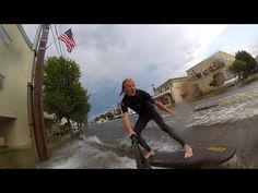 GoPro: New Jersey Street Surfing - YouTube