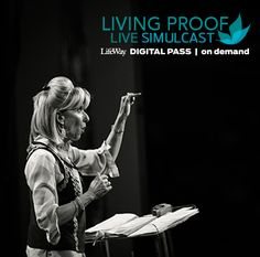 Watch this year's Living Proof Live Simulcast on demand until Oct. 14!