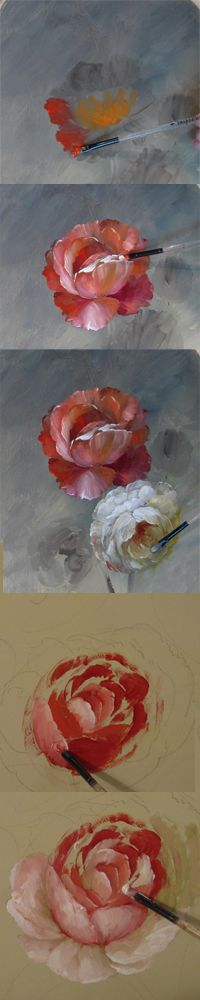 Online lessons available from David Jansen - Paint it Simply.