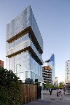 Alto El Golf by Handel Architects / Santiago, Santiago Metropolitan Region, Chile
