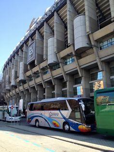 Autocares Carrera en Madrid