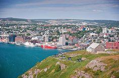 Destination St. John's Medical Radiation Technologist, Signal Hill, Newfoundland And Labrador, General Conference, St John's, Skyline, Canada, River, Occasion