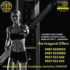 Golds gym sucks not leave!