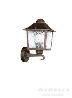 DEBRECEN - kültéri fali lámpa - MASSIVE 15450/86/10 Outdoor Lighting, Clock, Wall, Home Decor, Watch, Decoration Home, Room Decor, Exterior Lighting, Interior Design