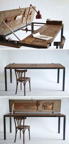 Manoteca / indoor table desk