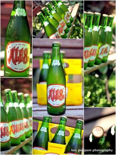 Ale 8, a drink from Kentucky