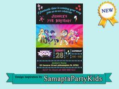 Mi pequeño Pony arco iris rocas archivo por SamaptaPartyKids