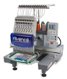 best industrial embroidery machine