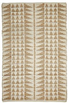 Pyramide D'Ivoire Rug 6x9  | Calypso St. Barth