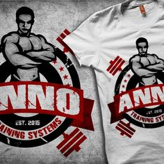 Anno Training Systems - Anno Training Systems need a badass logo
