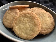 Cooking Cookies, Cookie Desserts, Cookie Recipes, Dessert Recipes, Vegan Baking Recipes, Good Food, Yummy Food, Healthy Sweets, High Tea