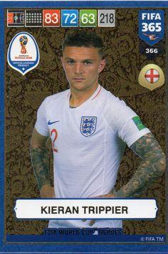 e31c9c005 Kieran Trippier England World Cup Heroes FIFA 365 2018 2019