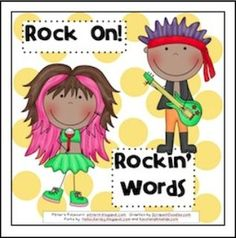 "FREE LANGUAGE ARTS LESSON - ""Rock On! Word Game"" - Go to The Best of Teacher Entrepreneurs for this and hundreds of free lessons. 1st - 4th Grade  #FreeLesson #LanguageArts http://www.thebestofteacherentrepreneurs.org/2015/09/free-language-arts-lesson-rock-on-word.html"
