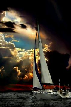 sailing, one thing I have always wanted to learn how to do.